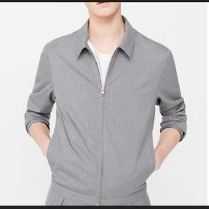 NWT Mango Pocket Structured Vintage Looking Jacket